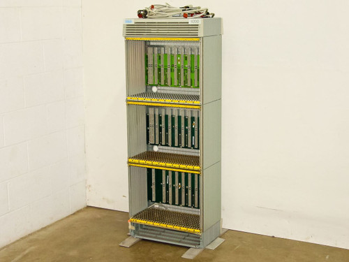 Rolm PBX Phone System Chassis - 3 Stack 9200