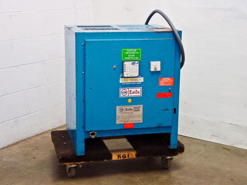 Exide Lead-Acid Battery Charger for Parts or Repair (NPC 18-3-680NM)