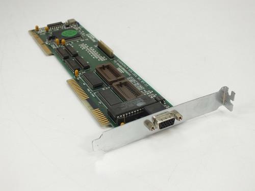 Cirrus CLVGA542XVL/H VLB Video Card 15-Pin 1024KB 1MB RAM