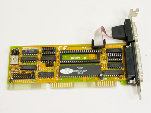Kouwell Serial ISA (16-bit) (KW-509S)