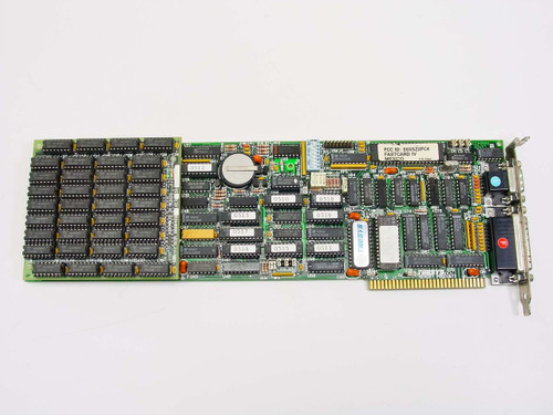 Thesys MO1605 8-Bit ISA Fastcard IV Memory Board Vintage 1985