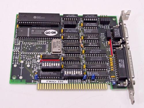 Diamond Flower  Serial/Parallel IO Card PBIO-220