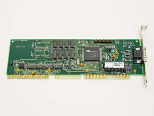 Genoa VLB VGA Card - Cirrus Logic CL-GD5428-80QC-A (8500VL Rev A)