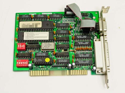 Video Technology 286 multi card 702277C 35-2250-02
