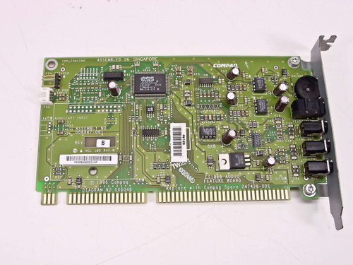 COMPAQ Sound Card PCI (46125)