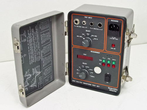 Scientific Atlanta DS3/DS1 WaveForm Test Set (A931)