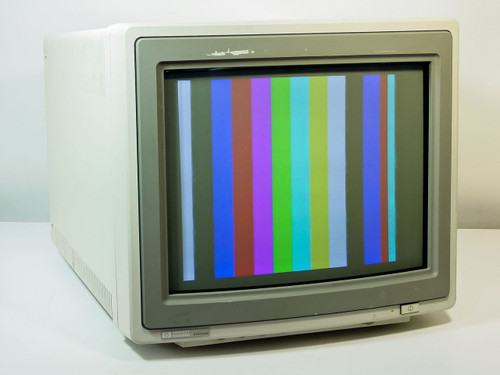 "HP Vintage Sony GDM-1911-12 19"" CRT Monitor (98784A)"