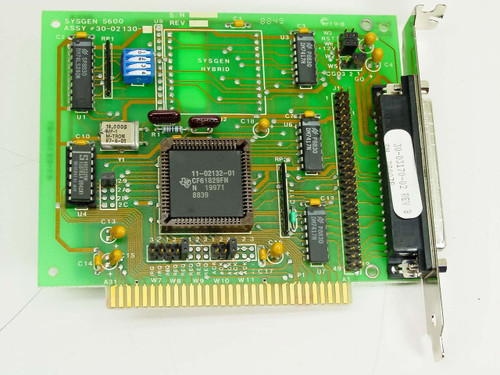 Sysgen 5600 Tape Drive Controller (30-02130)