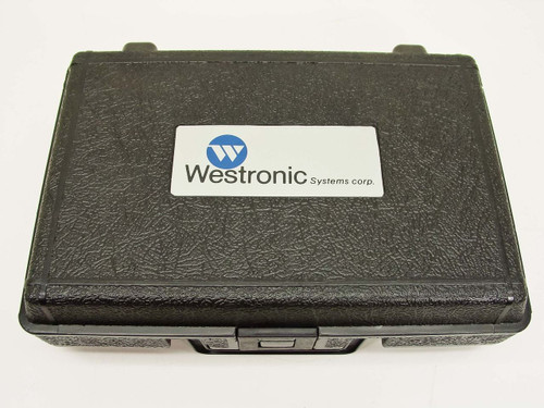 Westronic Systems Wesmaint  519-0001