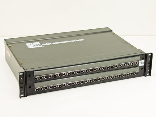 "ADC 14MKIINO 24 Dual Port Audio Jack 19"" Rackmount Patchbay 2U"