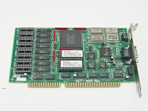 AST VGA Plus ISA Paradise Video Card 202262-003 (202262-002)