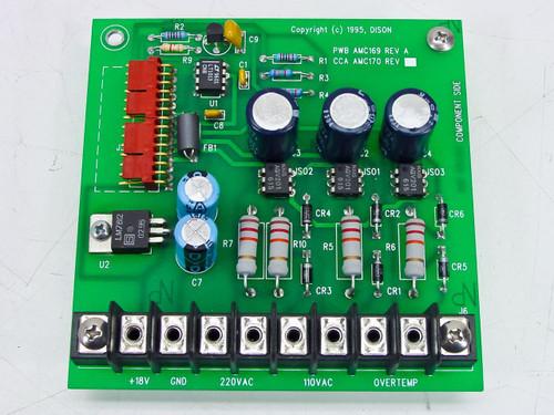 Dison Vacuum Control Board (AMC169)