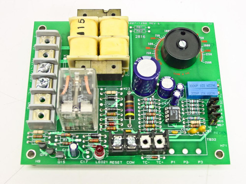 Watlow Temperature Limit Control Board (140A-1604-6000)