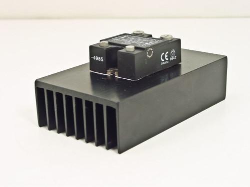 Watlow Solid State Relay W/ Heat Sink 120/240VAC 3-32Vdc Zero Cross