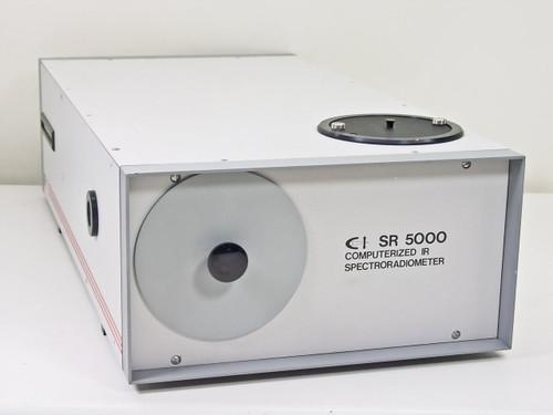 CI Systems SR 5000 Remote Sensing IR Spectroradiometer