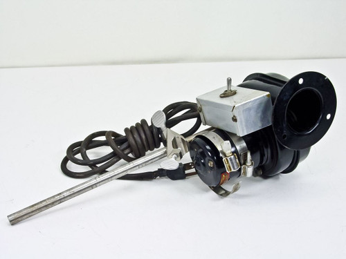 Hiller 3400 RPM Blower Motor Fan with Heinze motor and switch (052199)