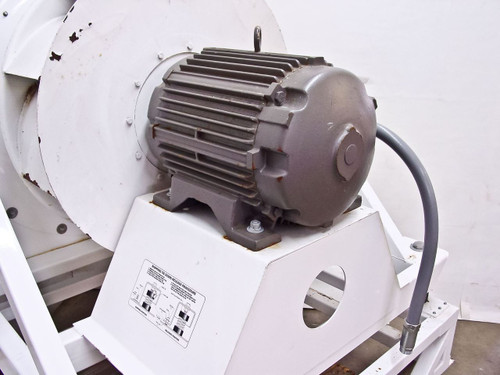 Magnetek 25 HP E Plus 1765 RPM 460 Volt 286T Electric Motor 6-372968-41