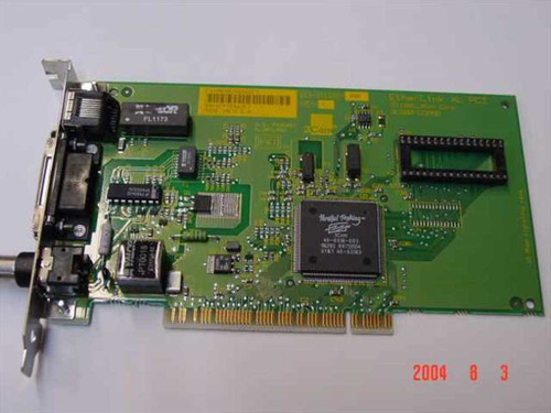3Com Etherlink XL 10Base-T (RJ-45 BNC AUI) PCI NIC (3C900-COMBO)