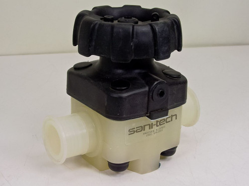 Sani-Tech Diaphragm Valve DN 32 DA 40 PN 20 GEMU
