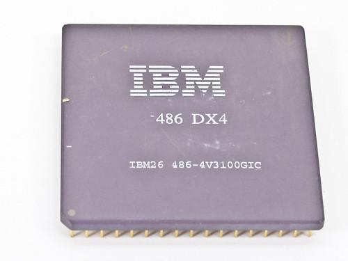 IBM Cyrix 486-4V3100GIC 486 DX4 (50H4932)