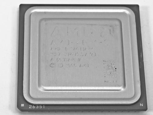 AMD OEM/tray microprocessor AMD-K6-2/400AFR