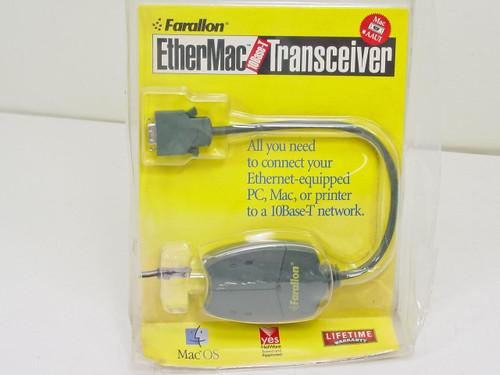Farallon EtherMac Transciever (502a)