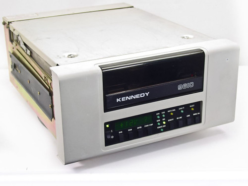 Kennedy 9-Track 1/2 inch Front Loading Tape Drive - As Is (9610)