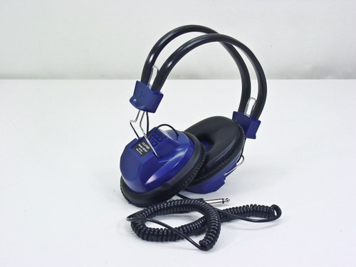 Califone Blue Headset (2924AV)
