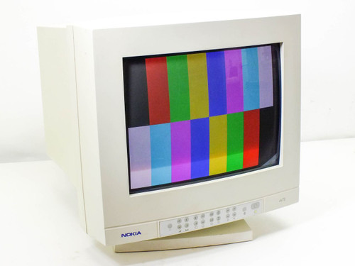 "Nokia 17"" CRT Monitor SVGA Model 447L (447L058)"