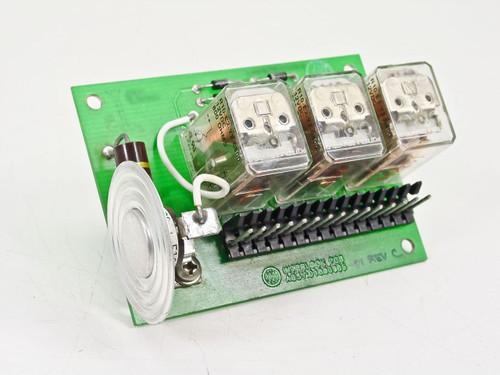 Varian Interlock PCB 01006395C