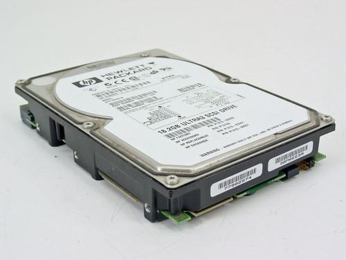 """HP  3.5"""" 18.2GB Ultra SCSI Hard Drive 68 Pin 9N2012-038"""