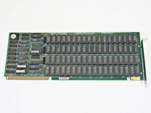 80 Data Ram Card ISA (386/8MB)