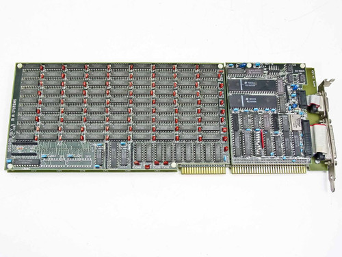 M A systems 25 pin parallel 9 pin serial with memory Card 9000 (900014)