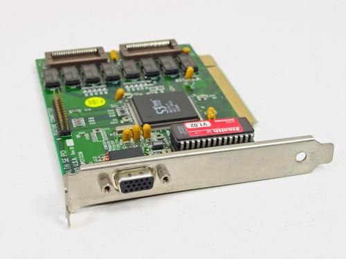 Diamond 1MB Stealth SE S3 Trio32 PCI Video Card  R87C74R88 C75C76R86