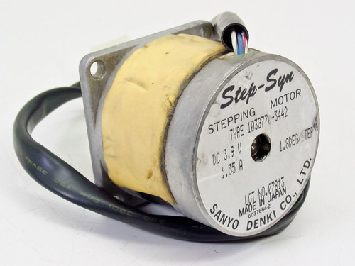 Sanyo Denki Co. Step Syn Stepping Motor 103G770