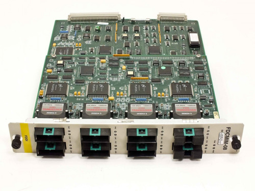 Cabletron FDDI Concentrator Module for the MMAC Chassis FDCMIM-08