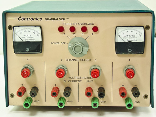 Contronics Quadraloch Power Supply (CPS 400)