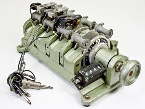 Moviola 35mm Magnasync Film Synchronizer With 3 Sound Head (SYD)