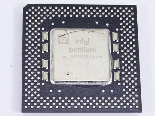 Intel Pentium MMX 233 MHz BP80503233 (SL293)