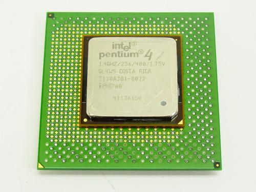 Intel Pentium 4 1.4 GHz CPU (SL4WS)