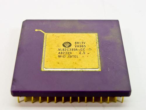 Intel Multibus II Bus Interface Processor A82389 (VL82C389A-GC)