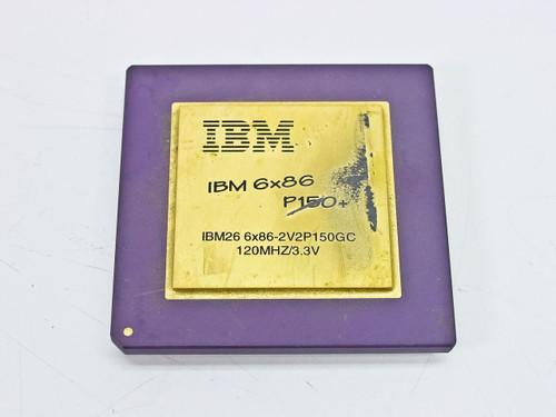IBM CYRIX IBM6X86 P150& 120 MHz (IBM9314)