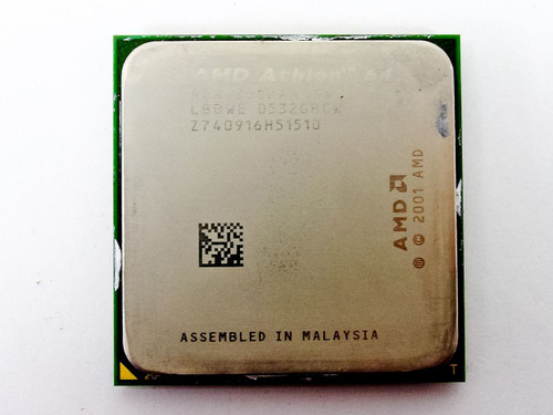 AMD Athlon 64 3200& 2.0 GHz Processor (ADA3200DAA4BW)