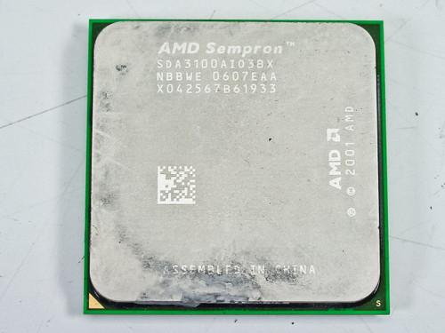AMD Sempron 1.8GHz 1600MHz CPU (SDA3100AIO3BX)