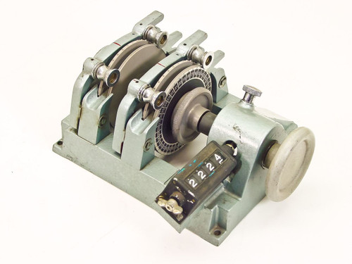 Vintage 2 Gang 16mm Film Synchronizer (2.16)