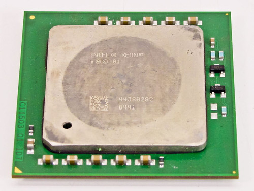Intel SL6VN Prestonia Xeon 2.8GHz 512KB Cache 533MHz Processor