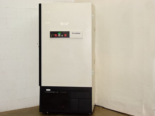 Queue Systems Cryostar Ultra Low Cyrogenic Freezer QU2195D12 AS IS