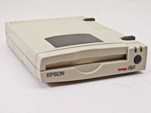 Epson 100MB External Iomega Zip Drive with Power Adapter (MZ100P0)