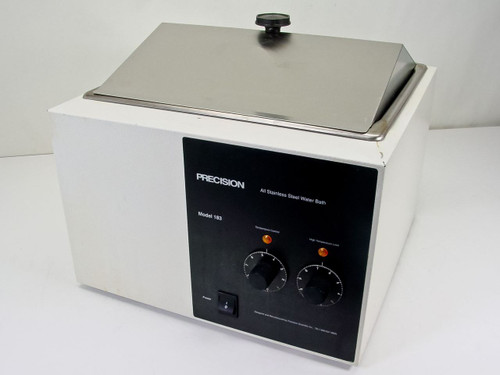 Precision Scientific 183 Stainless Steel Heated Water Bath Station