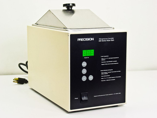 Precision Scientific Microprocessor Controlled Water Bath Station (280)